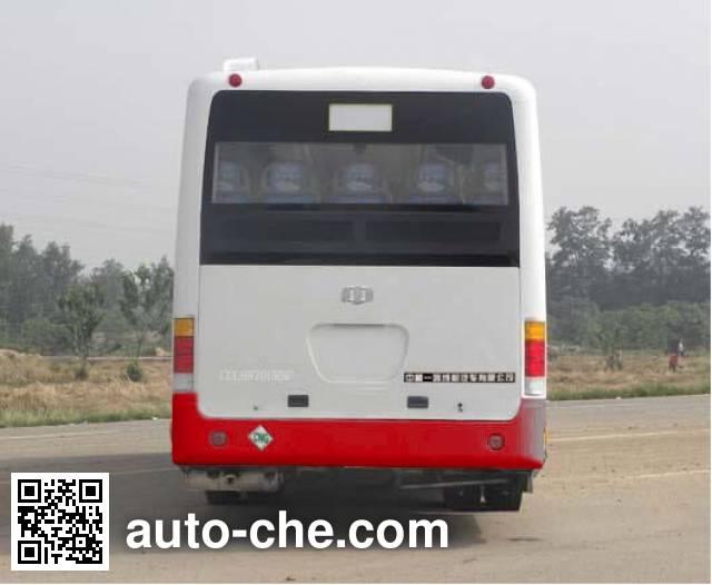 中植汽车牌CDL6870URNF城市客车