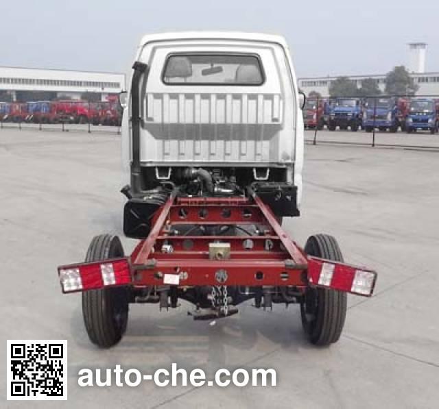 王牌牌CDW1030N1M5Q载货汽车底盘