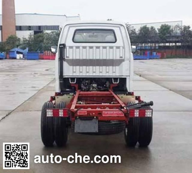 Sinotruk CDW Wangpai CDW1030N4M5D dual-fuel truck chassis