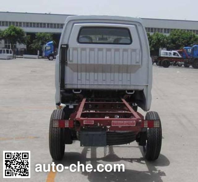 王牌牌CDW1030S1M5Q载货汽车底盘
