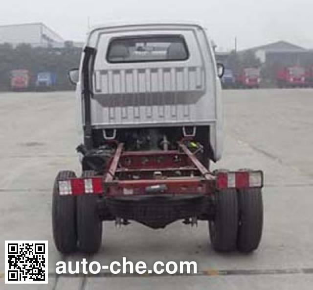 王牌牌CDW1030S2M5载货汽车底盘