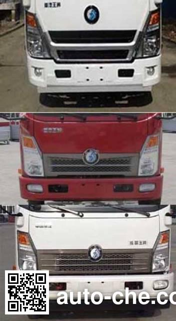 Sinotruk CDW Wangpai CDW5041CCYHA1Q4 stake truck