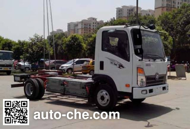 Sinotruk CDW Wangpai CDW1070H1PEV electric truck chassis