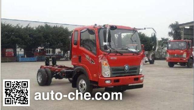 Sinotruk CDW Wangpai CDW1070HA1P5 truck chassis