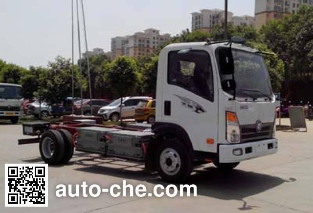 Sinotruk CDW Wangpai CDW1071H1PEV electric truck chassis