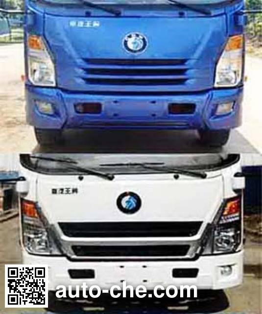 Sinotruk CDW Wangpai CDW5080JSQHA1Q4 truck mounted loader crane