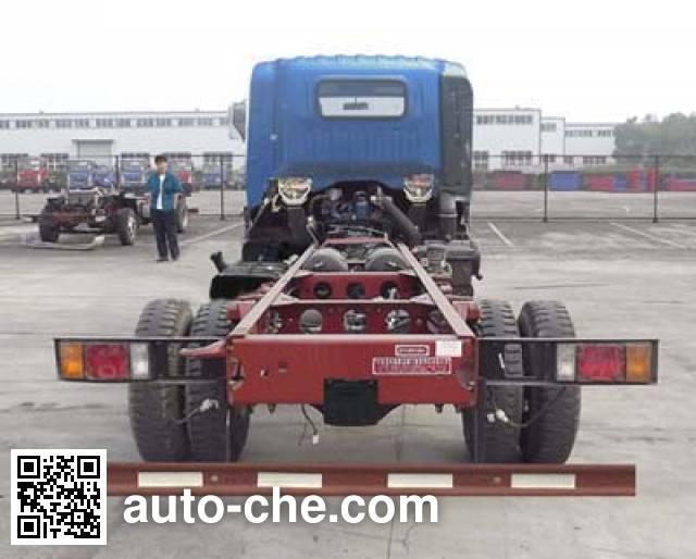 王牌牌CDW1110HA2R5载货汽车底盘
