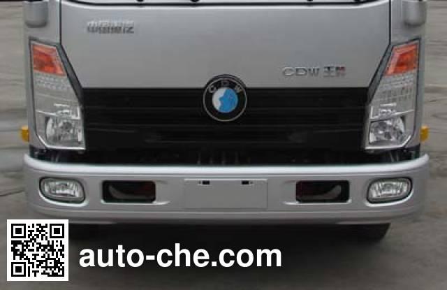 Sinotruk CDW Wangpai CDW5082CPYHA1B4 soft top box van truck