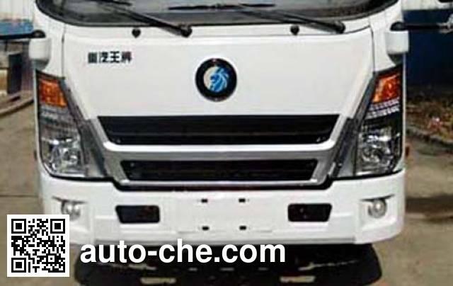 Sinotruk CDW Wangpai CDW5161JSQA1C4 truck mounted loader crane
