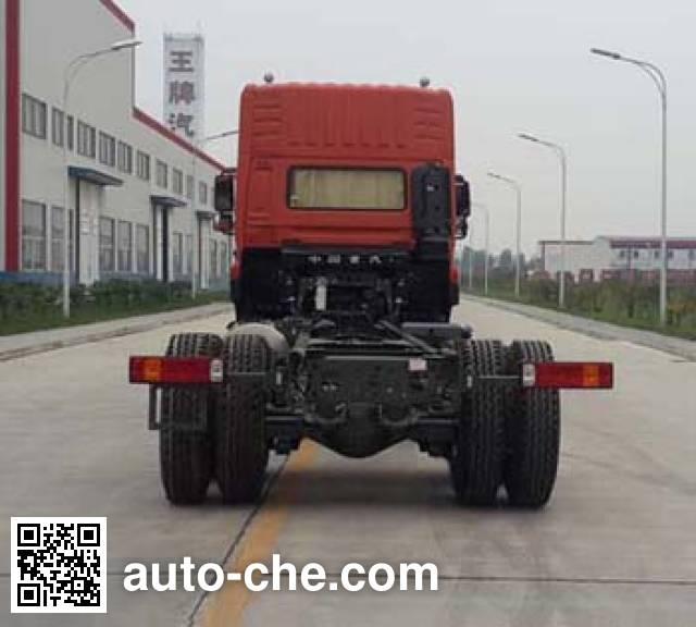 王牌牌CDW1250A1T5载货汽车底盘