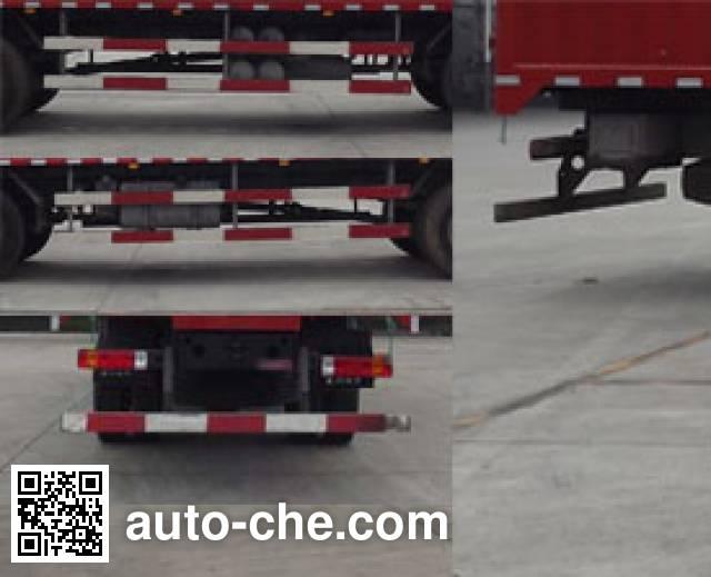 Sinotruk CDW Wangpai CDW5250CPYA1U3 soft top box van truck