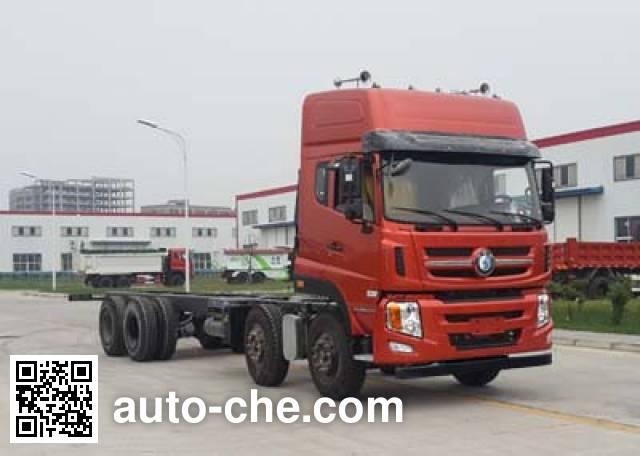 王牌牌CDW1310A1T5载货汽车底盘