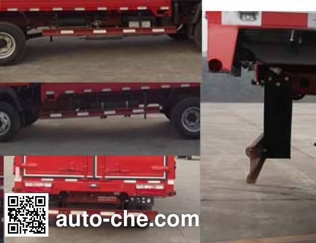 Sinotruk CDW Wangpai CDW5040CCYHA1Q5 stake truck