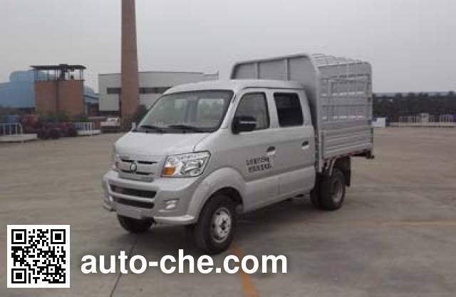 Sinotruk CDW Wangpai CDW2310CWCS2M2 low-speed stake truck