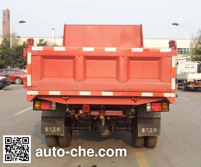 王牌牌CDW3030HA1P4自卸汽车