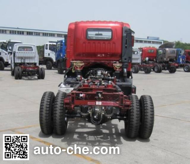 王牌牌CDW1040HA4P4载货汽车底盘