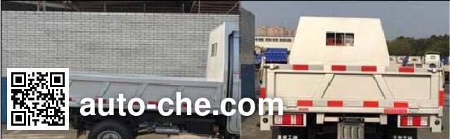 Sinotruk CDW Wangpai CDW3030N4M5 dump truck