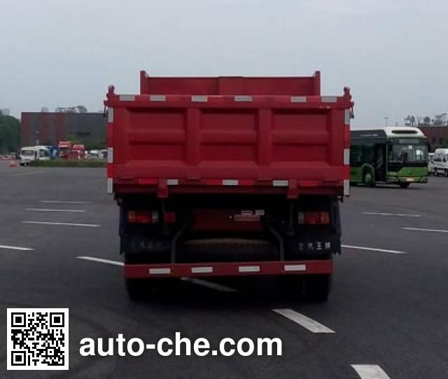 王牌牌CDW3110A1Q5自卸汽车