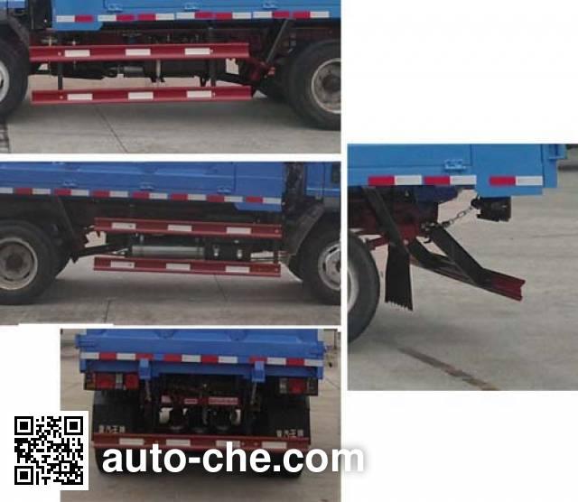 王牌牌CDW3040H1P4自卸汽车