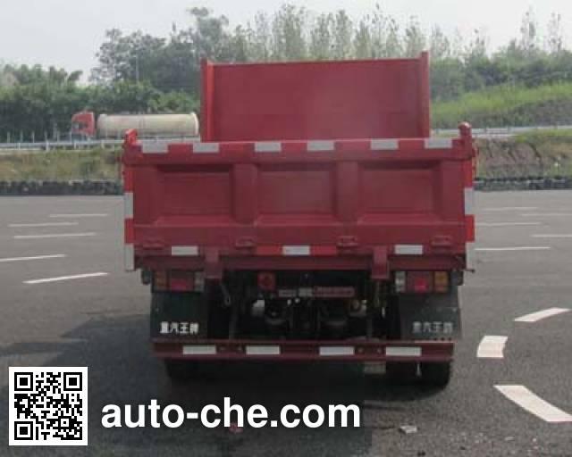 王牌牌CDW3040H1P5自卸汽车