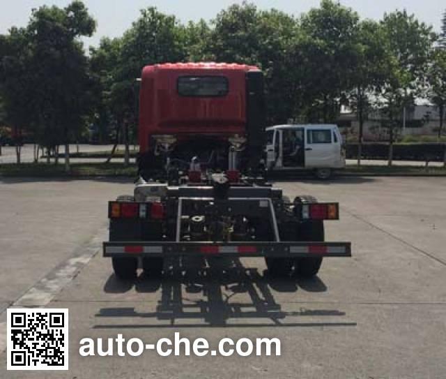 Sinotruk CDW Wangpai CDW3040HA2Q5 dump truck chassis