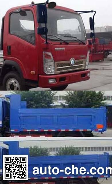 Sinotruk CDW Wangpai CDW3040HA4Q4 dump truck