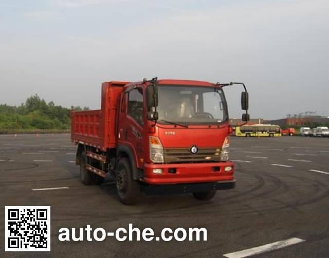王牌牌CDW3040A2R5自卸汽车