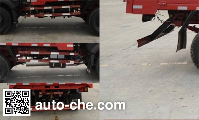 Sinotruk CDW Wangpai CDW3041A4P4 dump truck