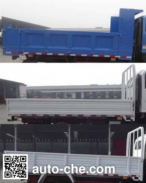 王牌牌CDW3043A4Q4自卸汽车