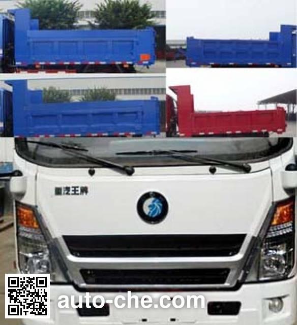 王牌牌CDW3044HA1P4自卸汽车