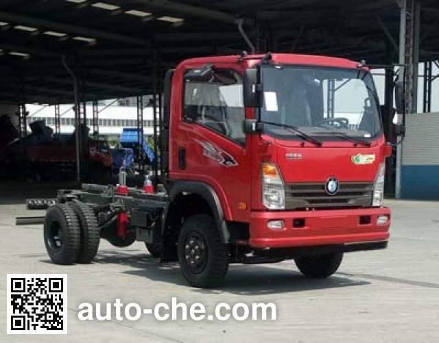 Sinotruk CDW Wangpai CDW3060A2Q4 dump truck chassis