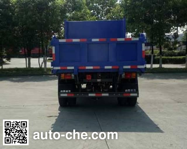 王牌牌CDW3070A1P5自卸汽车