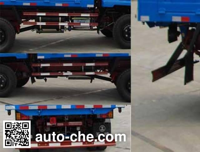 王牌牌CDW3070A2A4自卸汽车