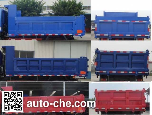 王牌牌CDW3090A1Q5自卸汽车