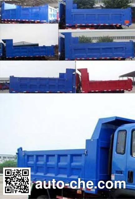Sinotruk CDW Wangpai CDW3100N3J4 dump truck