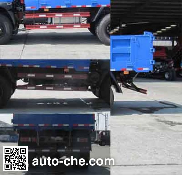 王牌牌CDW3110A1B4自卸汽车