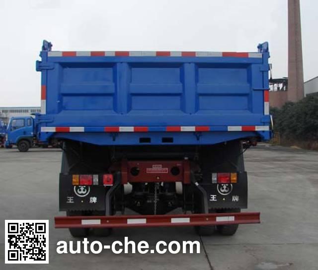 王牌牌CDW3125A1R4自卸汽车
