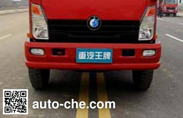 Sinotruk CDW Wangpai CDW3160A1C4 dump truck