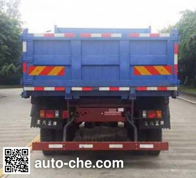 王牌牌CDW3161A1Q5自卸汽车