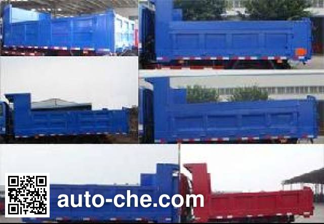 王牌牌CDW3161A1R4自卸汽车