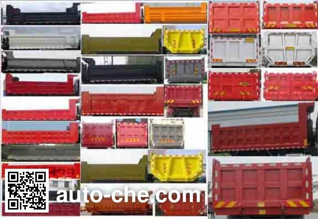 Sinotruk CDW Wangpai CDW3316A1S4 dump truck