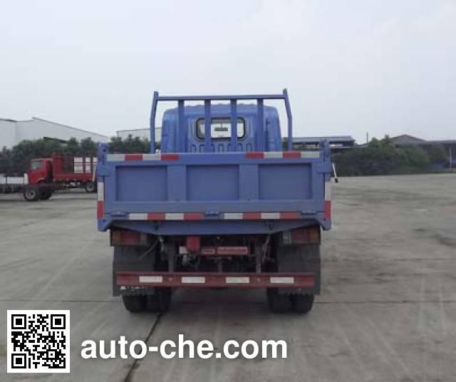 王牌CDW4010D2A4自卸低速货车