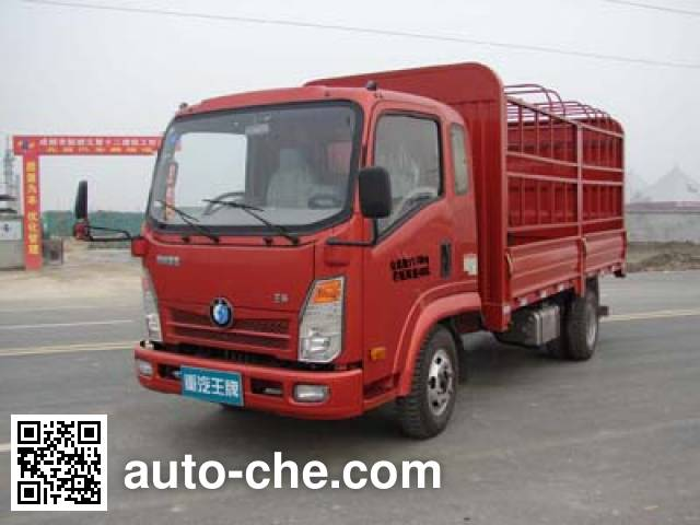 Sinotruk CDW Wangpai CDW4010PCS2A2 low-speed stake truck