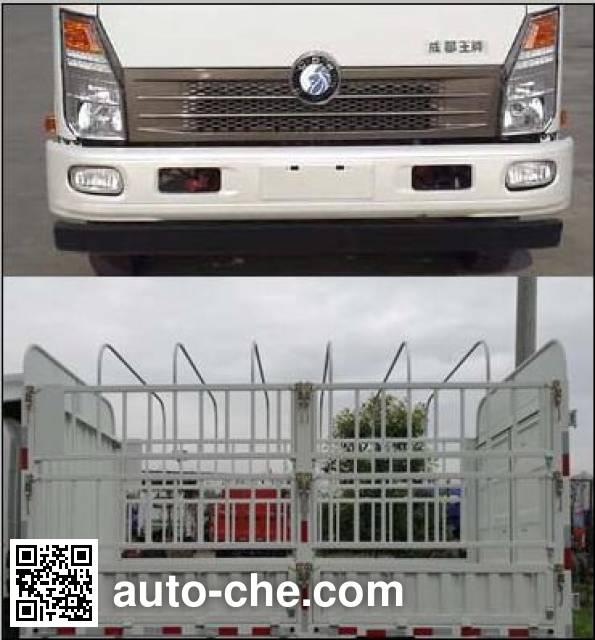 Sinotruk CDW Wangpai CDW5030CCYHA1Q4 stake truck