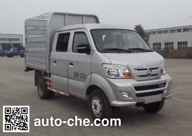 Sinotruk CDW Wangpai CDW5030CCYS1M5QD грузовик с решетчатым тент-каркасом