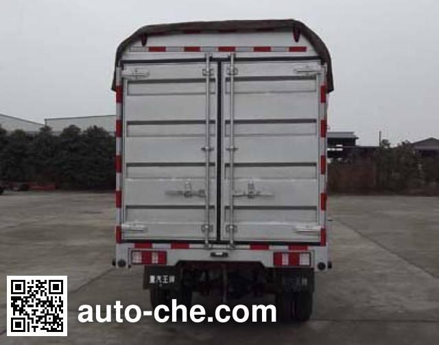 Sinotruk CDW Wangpai CDW5030CPYN3M4 soft top box van truck