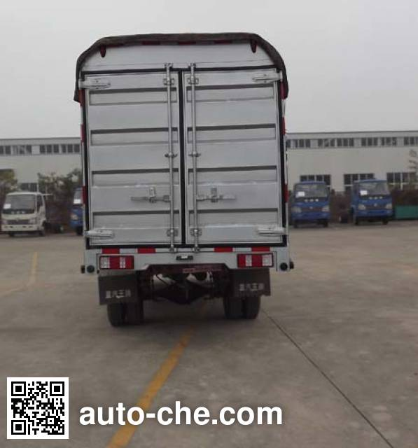 Sinotruk CDW Wangpai CDW5030CPYS2M4 soft top box van truck