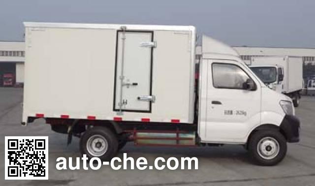 Sinotruk CDW Wangpai CDW5031XXYN4M5D box van truck