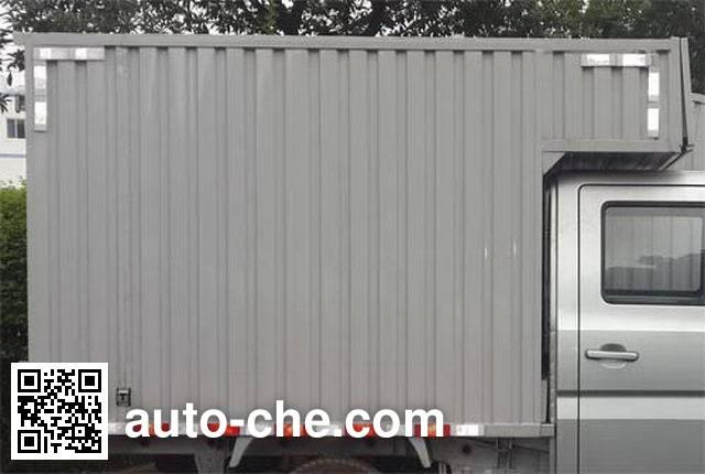 Sinotruk CDW Wangpai CDW5030XXYN3M5 box van truck