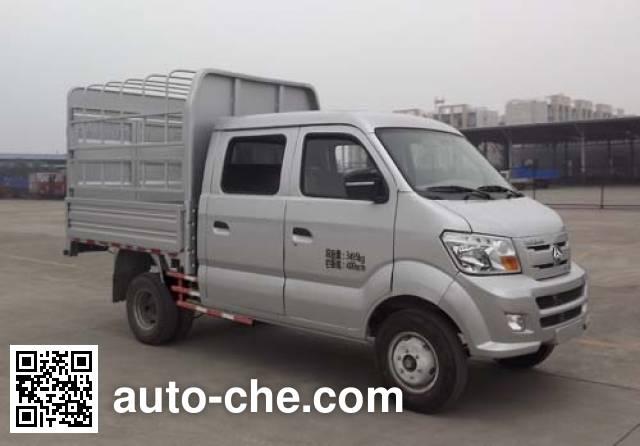 Sinotruk CDW Wangpai CDW5031CCYS1M5QD грузовик с решетчатым тент-каркасом